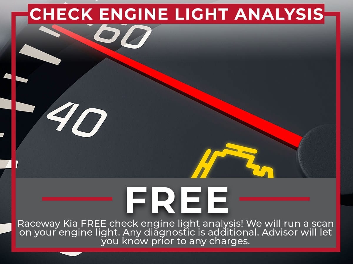 Check Engine Light Service Special Coupon