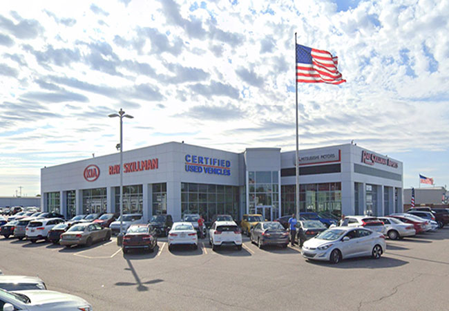 Ray Skillman Kia Dealership