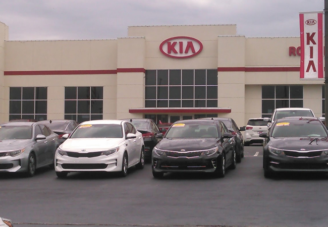 Roper Kia Dealership