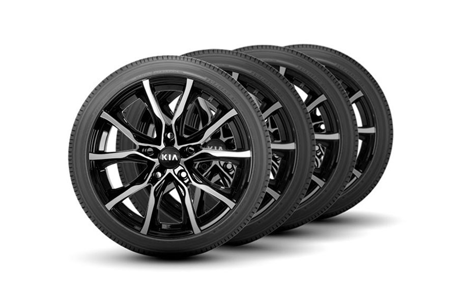 Kia Tire & Wheels