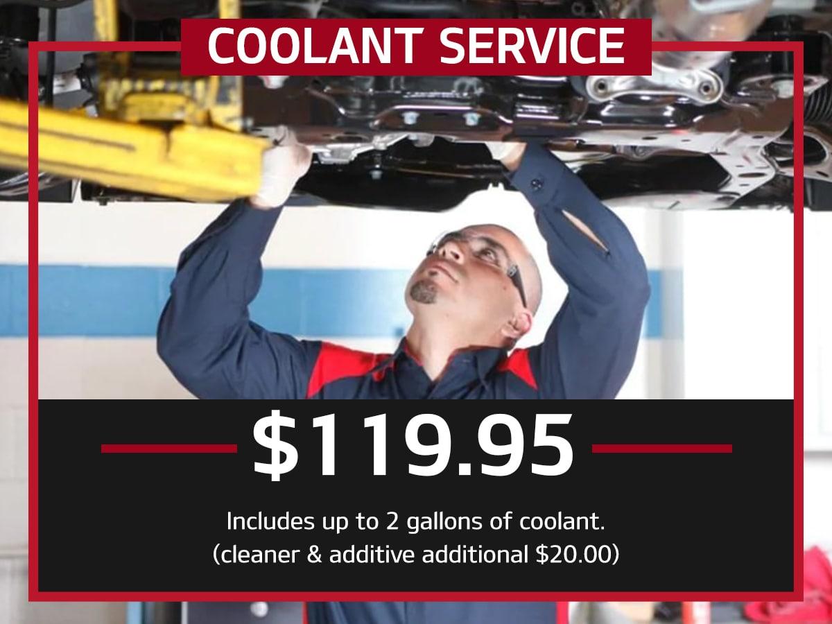 Suntrup Kia Coolant Service Special Coupon St. Louis, MO