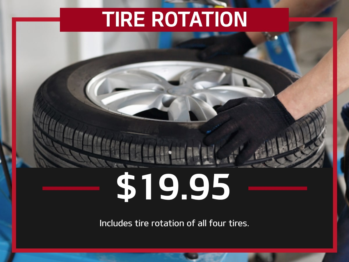 Suntrup Kia Tire Rotation Special Coupon St. Louis, MO