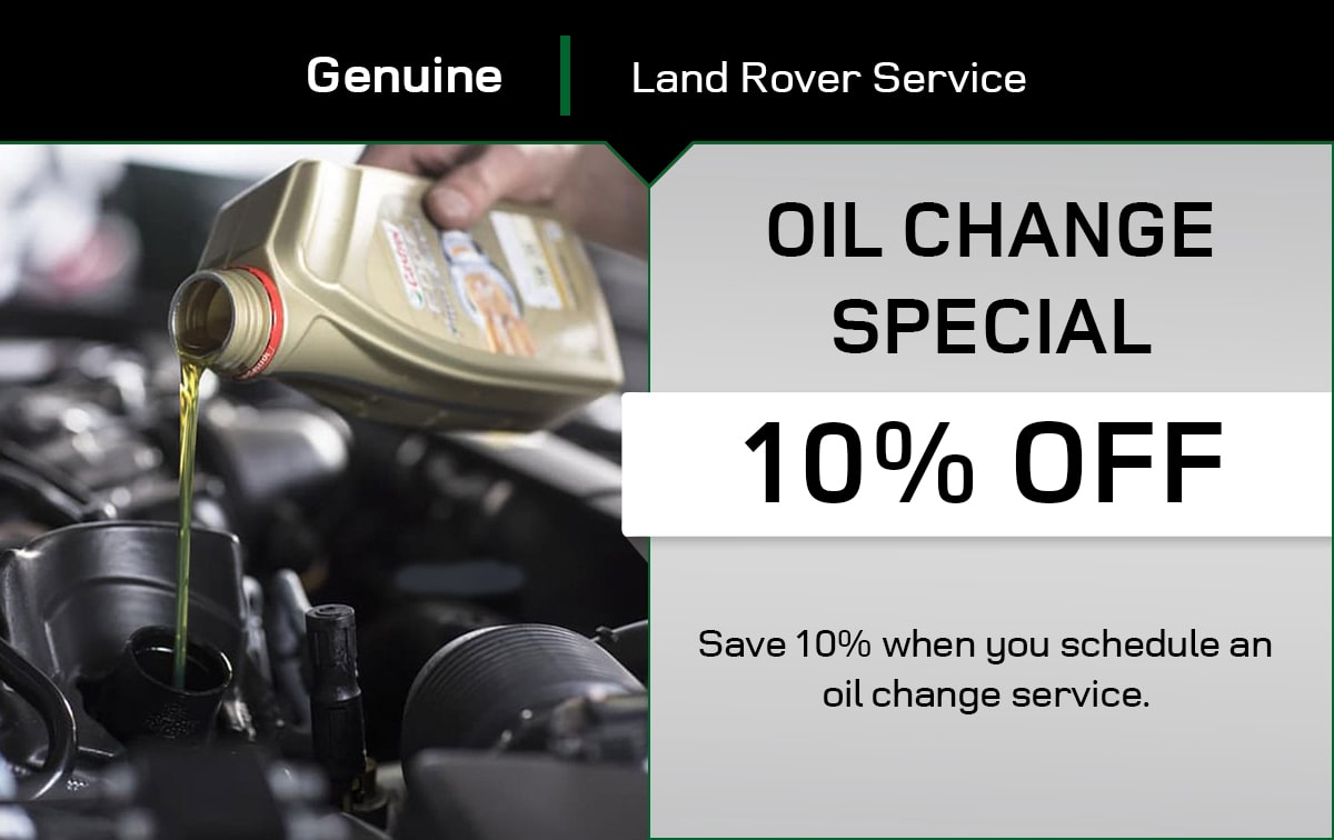 Land Rover Accessories Discount Special Coupon