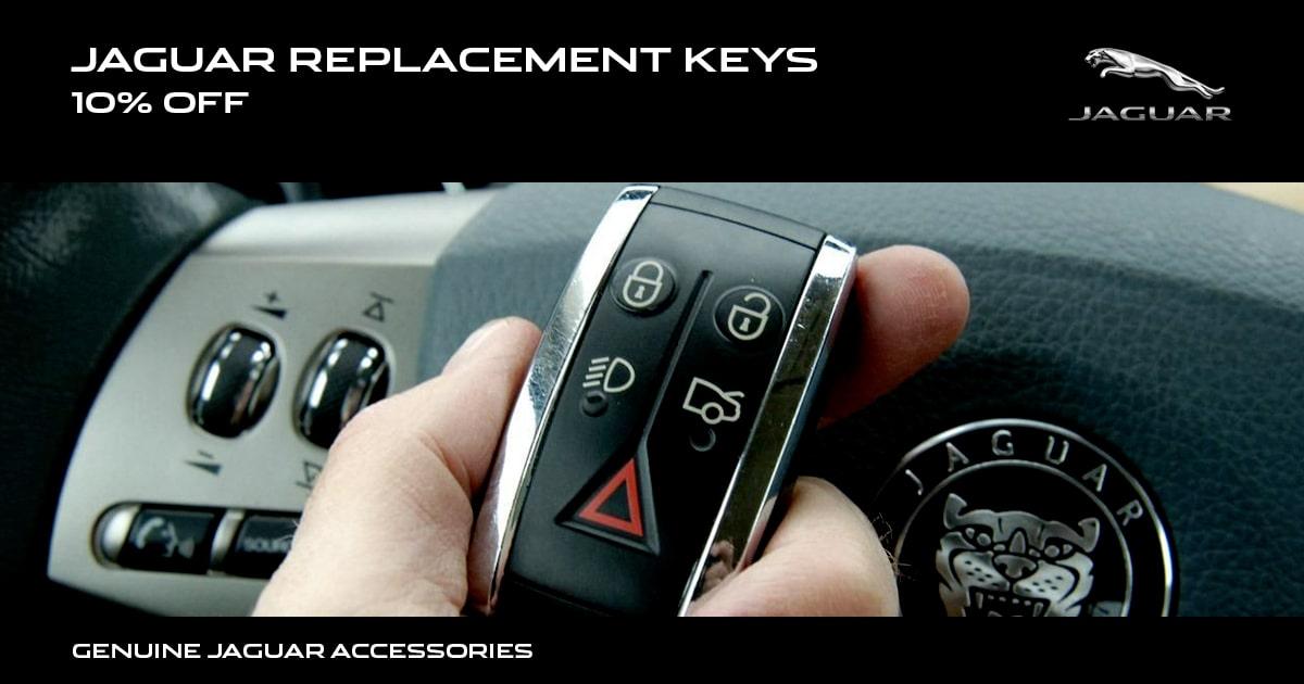 Jaguar Replacement Keys Special Coupon