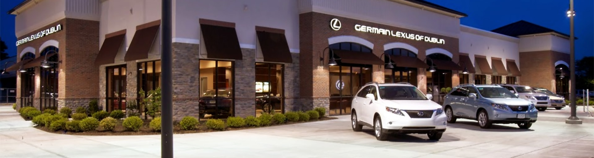 Germain Lexus of Dublin