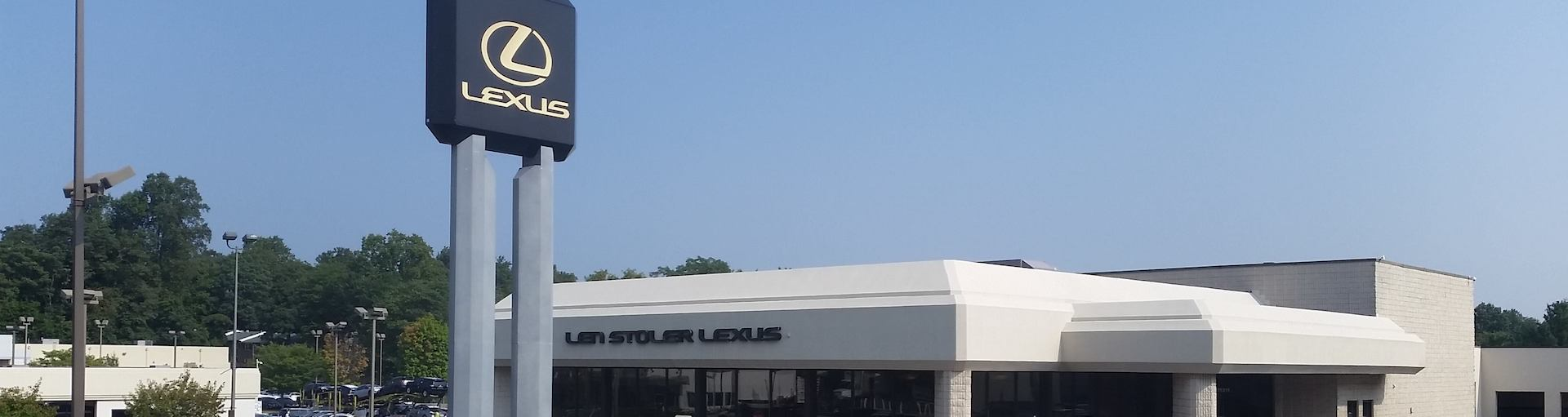 Len Stoler Lexus Service Department