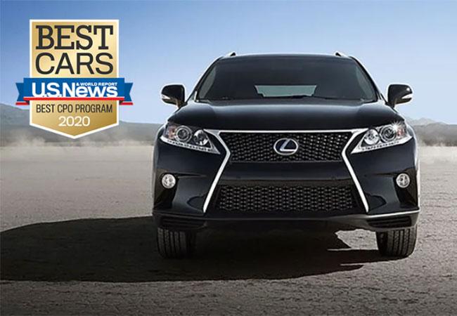 Lexus Best CPO