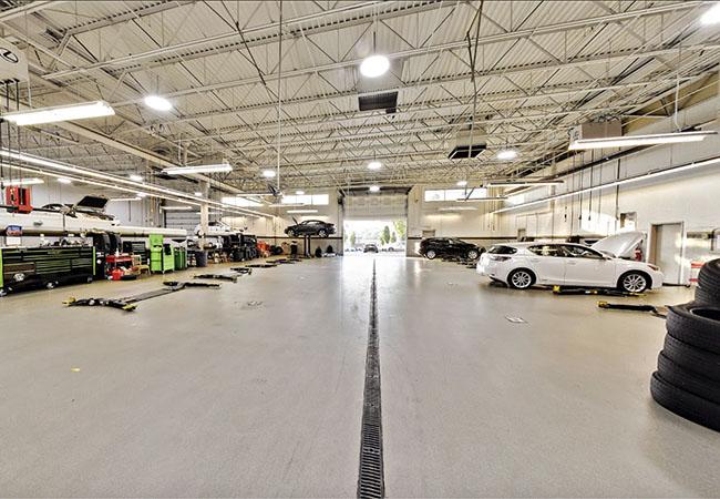 Lexus of Towson Service Center