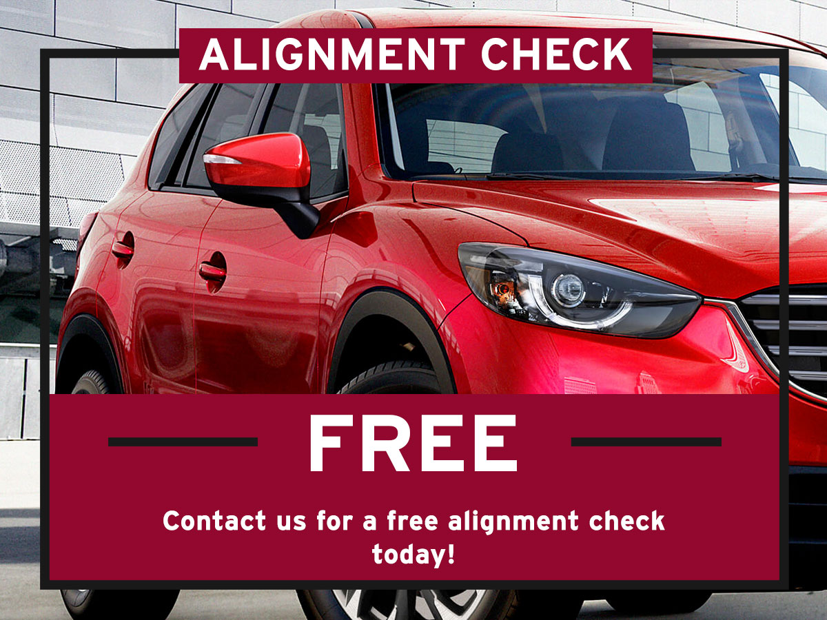 Alignment Check Special Coupon