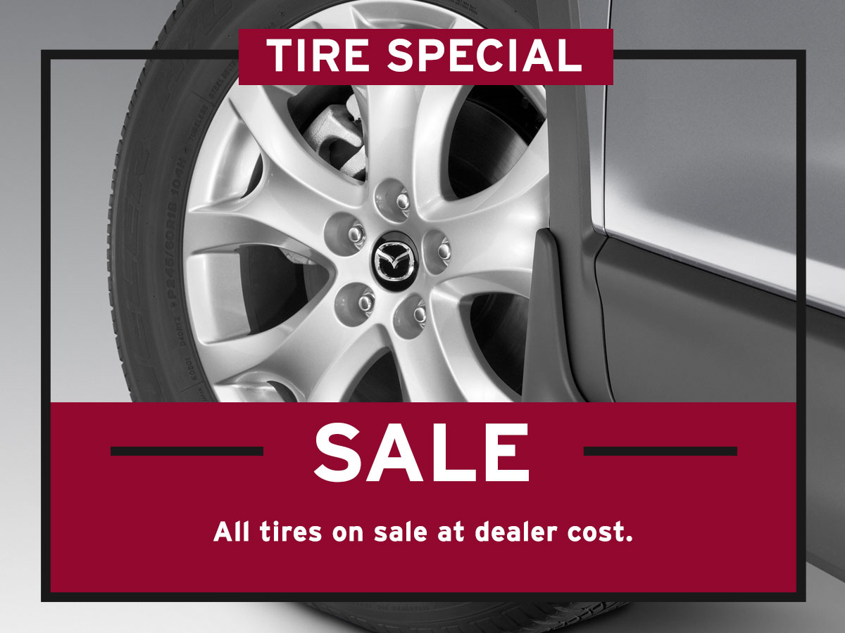 Tire Sale Special Coupon