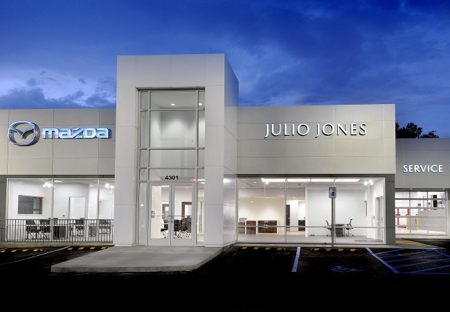Service Amenities at Julio Jone Mazda of Tuscaloosa
