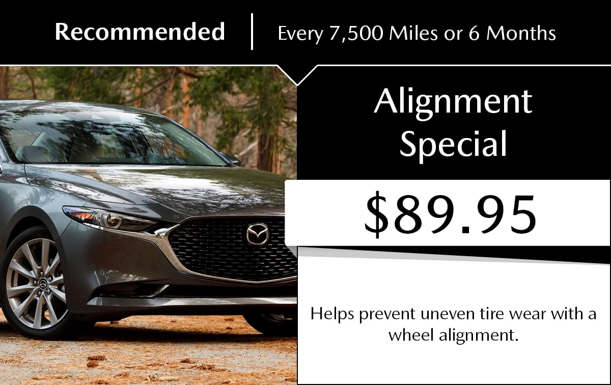 Alignment Service Special