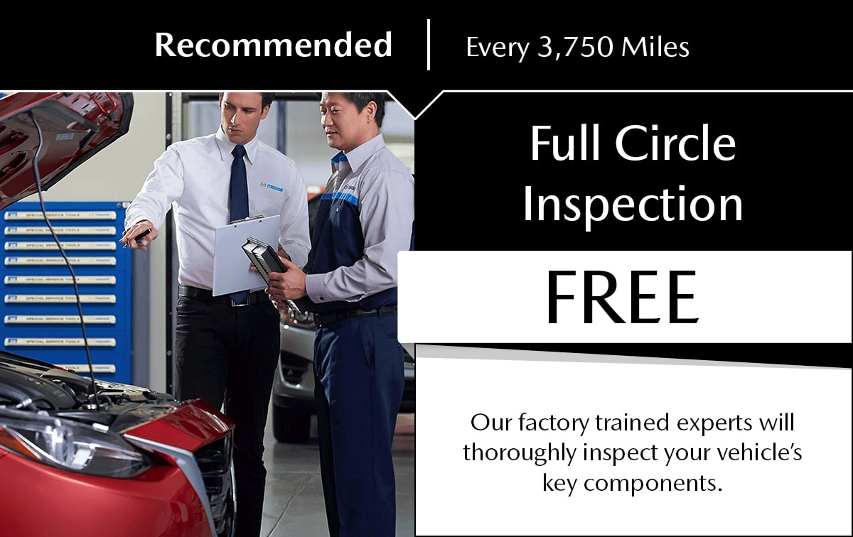 Full Circle Inspection Service Special