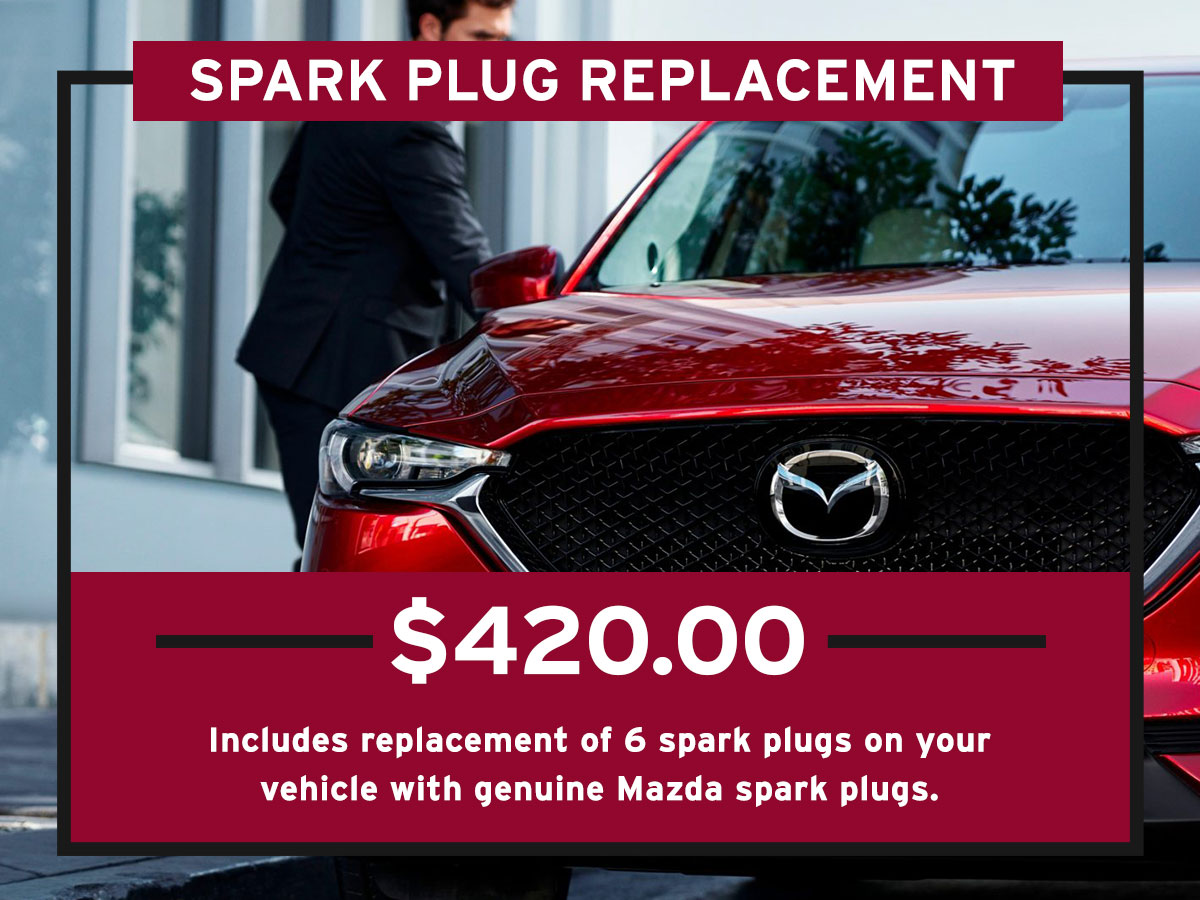 Spark Plug Replacement Service Special