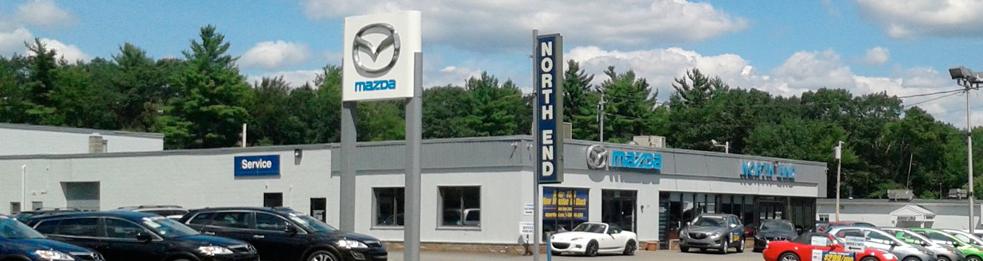 North End Mazda Service Department