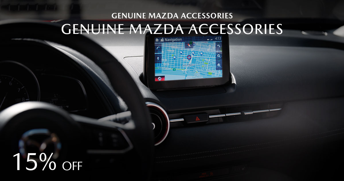 Mazda Accessories Special Coupon