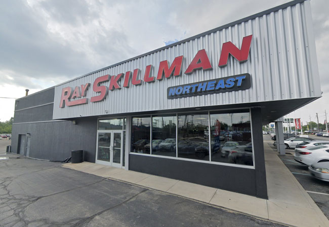 Ray Skillman Northeast Mazda