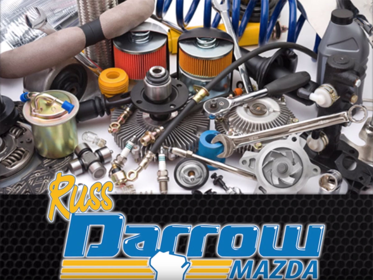 Russ Darrow Mazda of Greenfield Parts Department