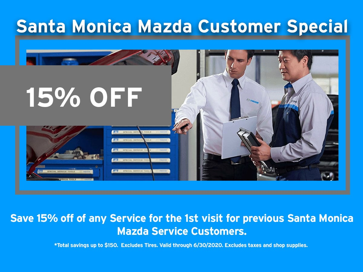 Santa Monica, CA Oil Change Service Special Coupon