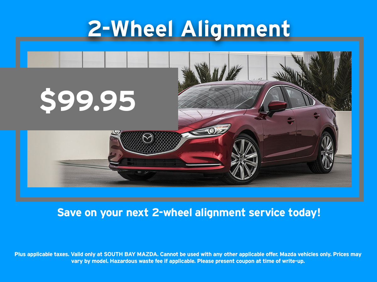 2-Wheel Alignment Service Coupon