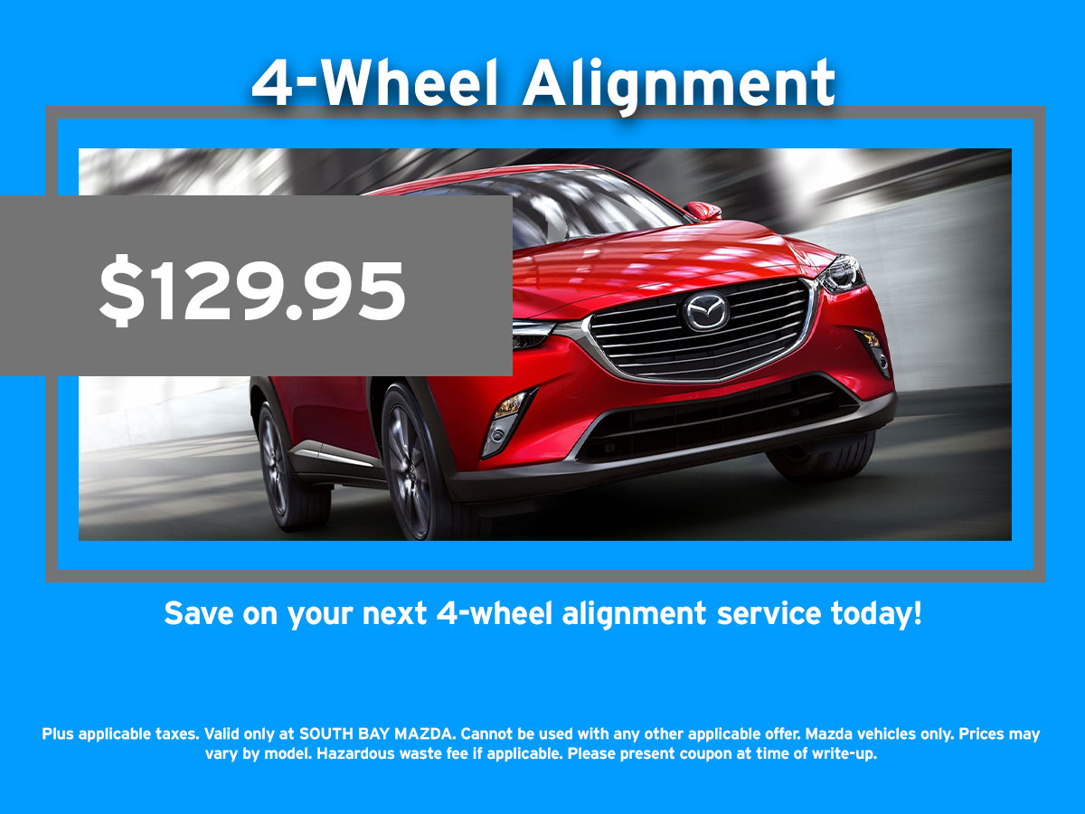 4-Wheel Alignment Service Coupon