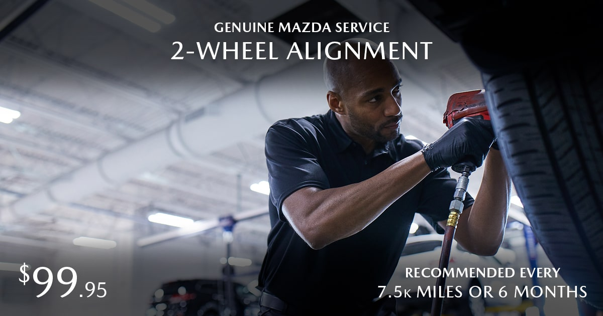 Two-Wheel Alignment Special Coupon