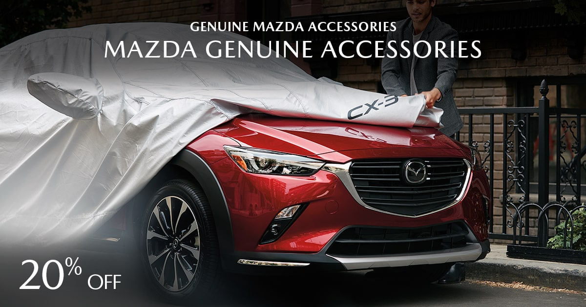 Mazda Accessories Discount Coupon