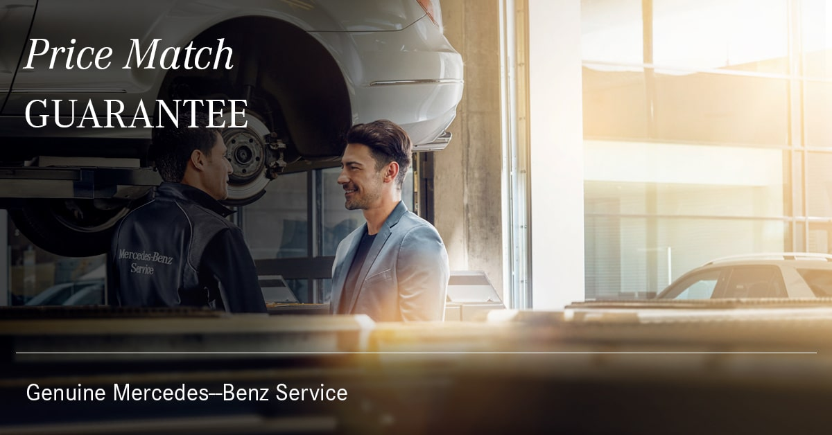 Mercedes Price Match Special Coupon