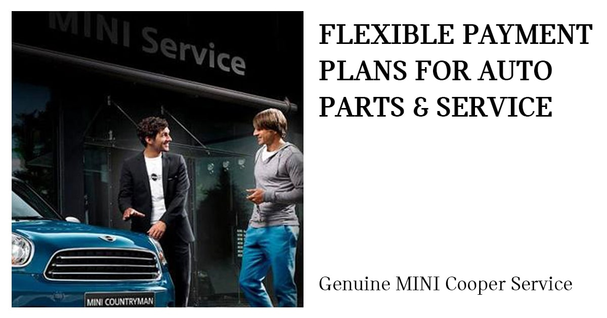 MINI Financing Service Special Coupon