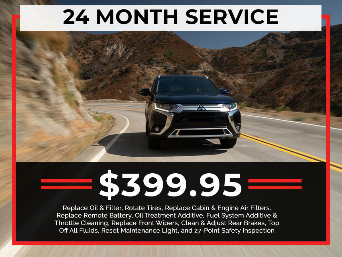 24 Month Service Special Coupon