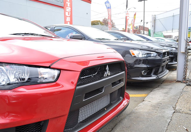 queens mitsubishi dealership