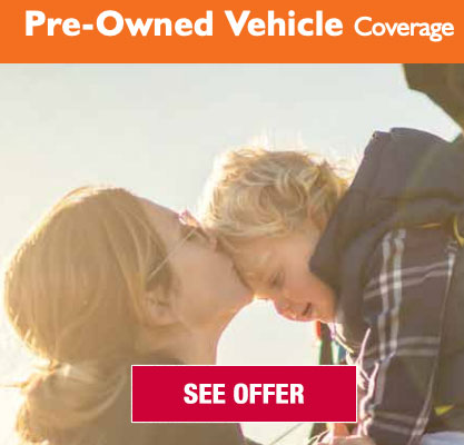 Pre-Owned Vehicle Coverage