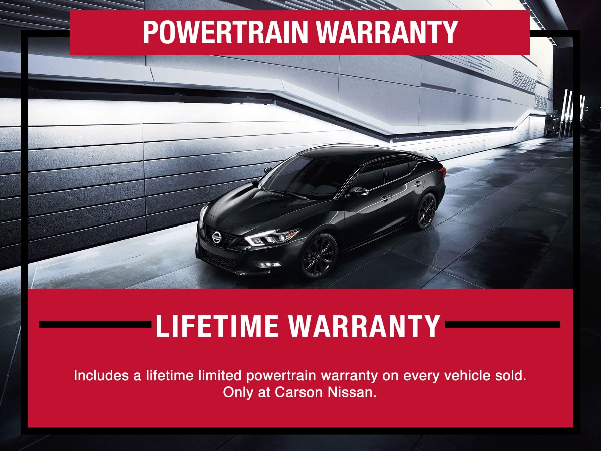 Nissan Powertrain Warranty Special Coupon