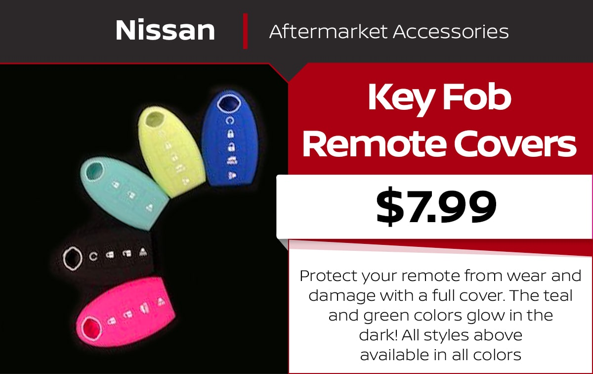 Nissan Key Fob Remote Covers Special Coupon