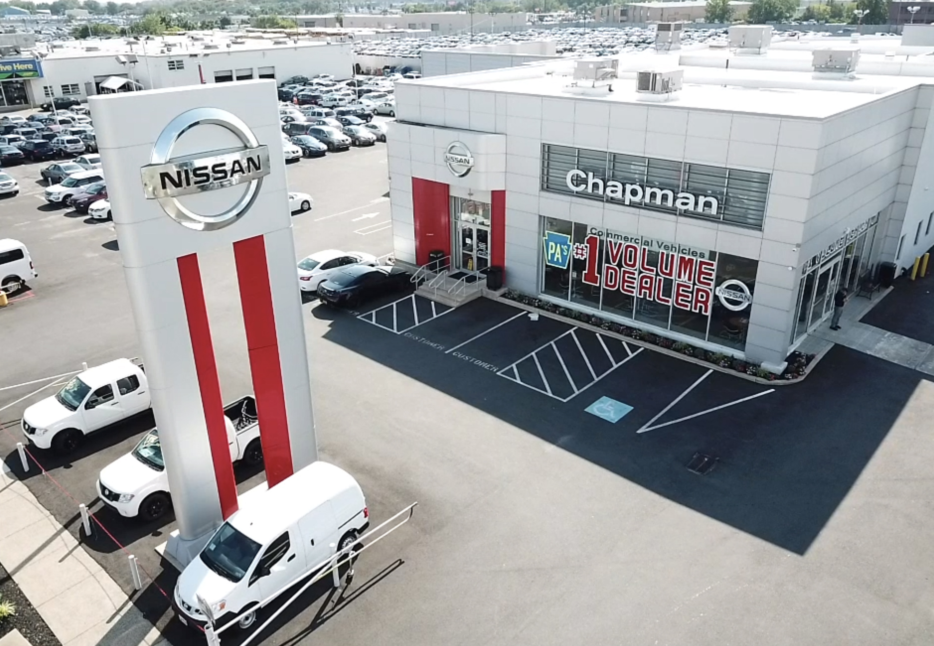 Chapman Nissan Dealership