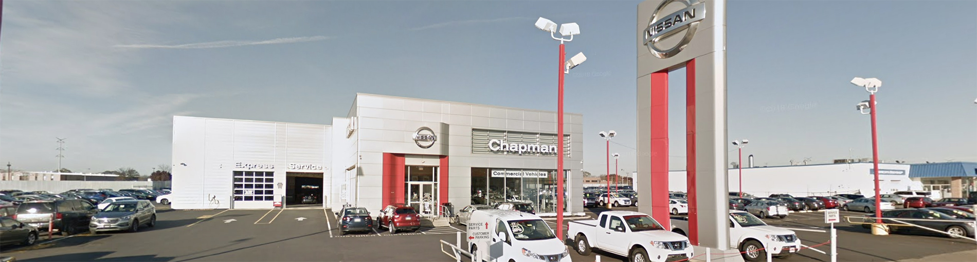 Chapman Nissan of Philadelphia