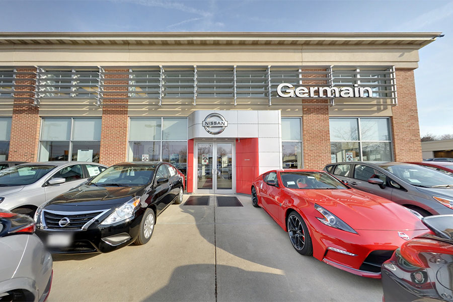 Germain Nissan of Columbus Amenities
