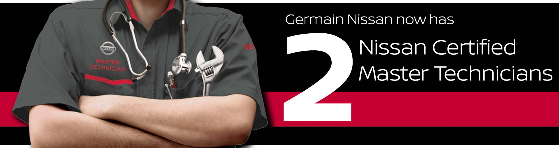Germain Nissan Master Technicians