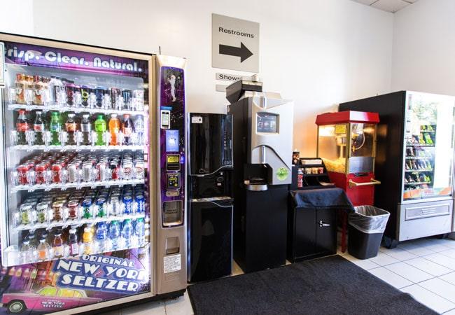 Vending Machines & Beverages