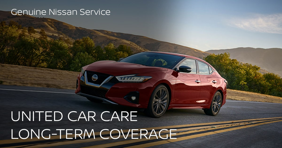 Nissan United Car Care Service Special Coupon