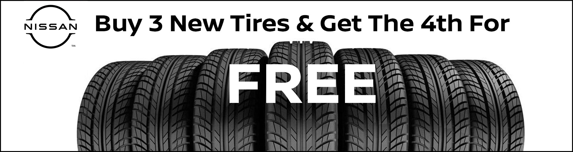 Nissan Tire Service Special Coupon