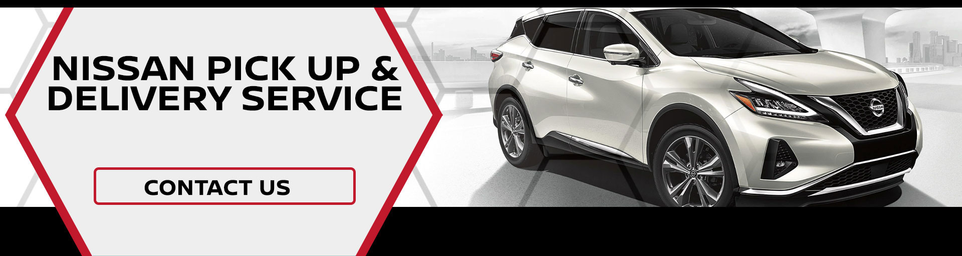 Russ Darrow Nissan of West Bend Pick Up & Delivery Service
