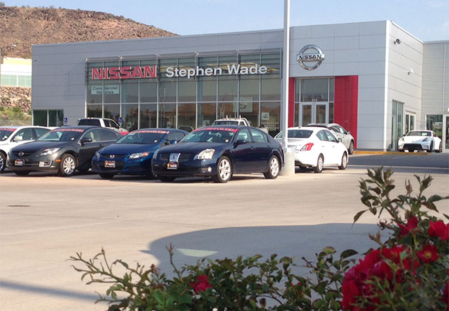 Stephen Wade Nissan Dealership