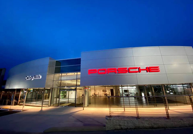 Porsche Owings Mills Accessories