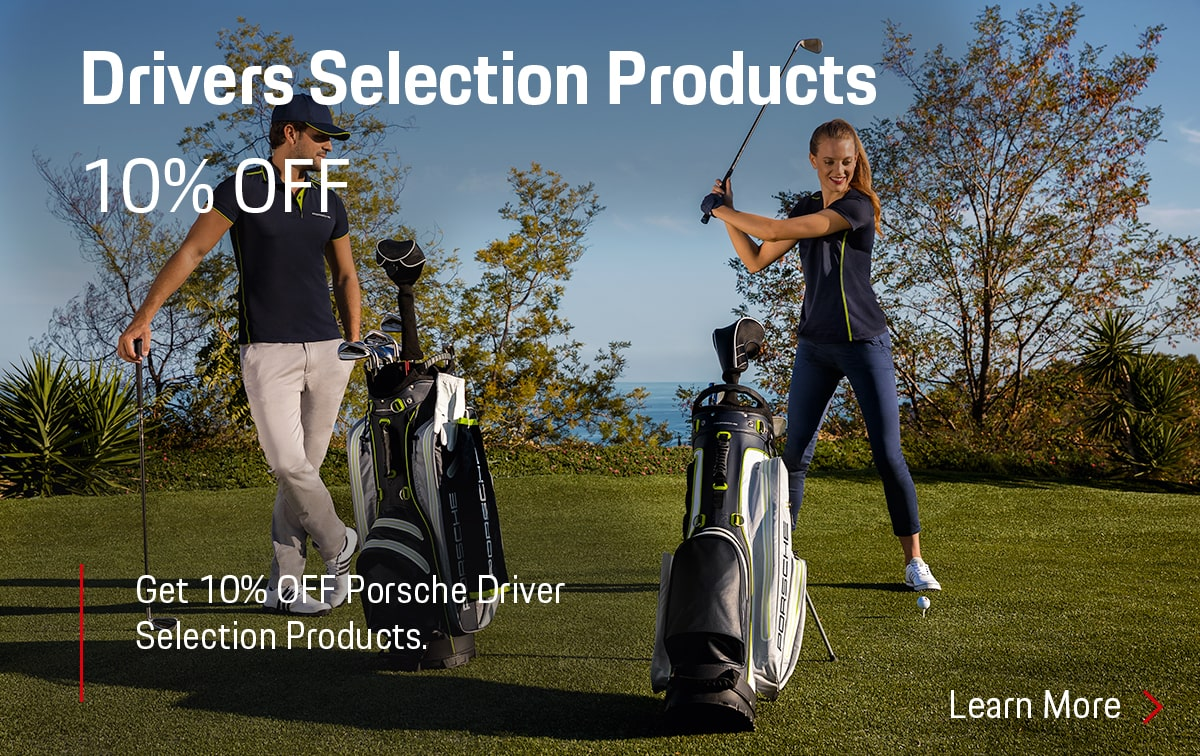 Porsche Drivers Selection Products Parts Special Coupon