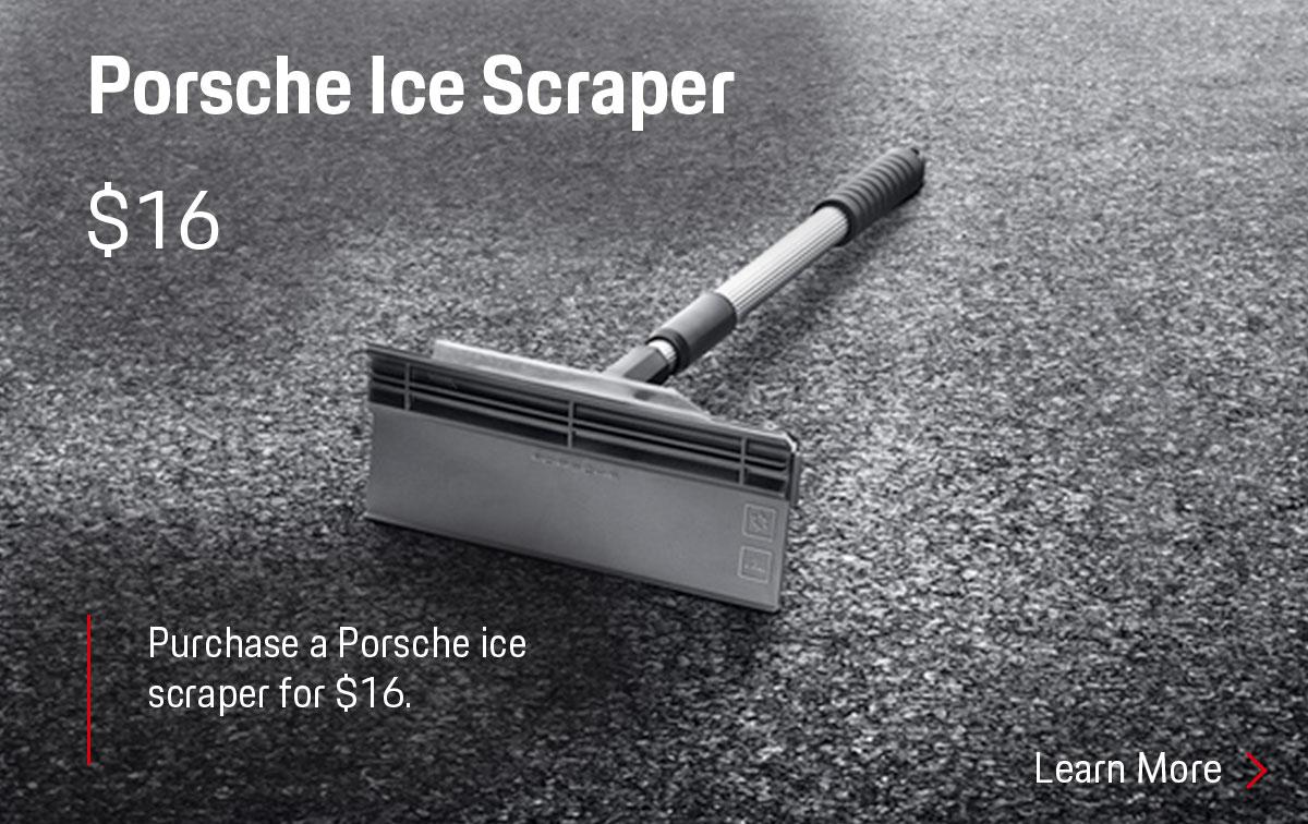 Porsche Ice Scraper Parts Special Coupon