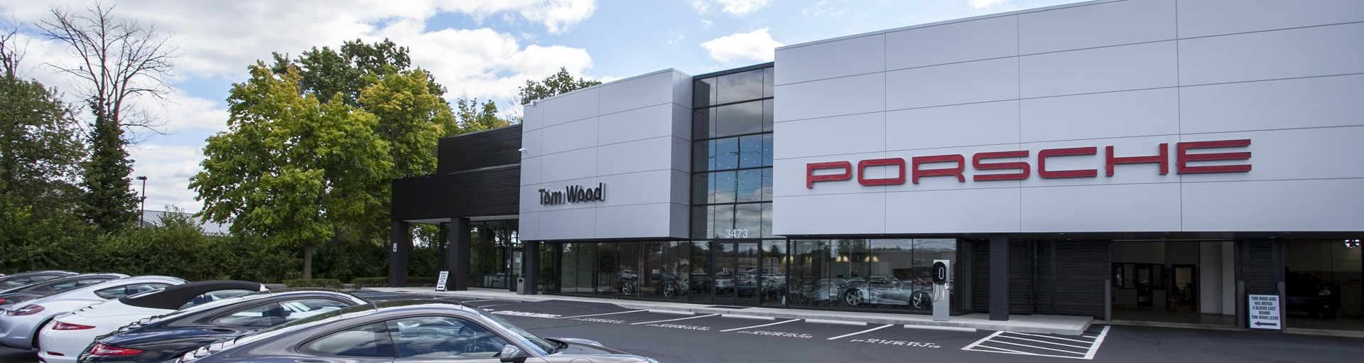 Tom Wood Porsche Service Department