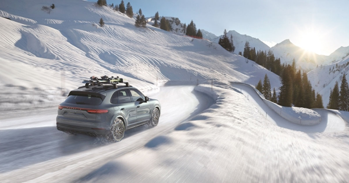 Porsche Ski/Snowboard Holder Service Special Coupon