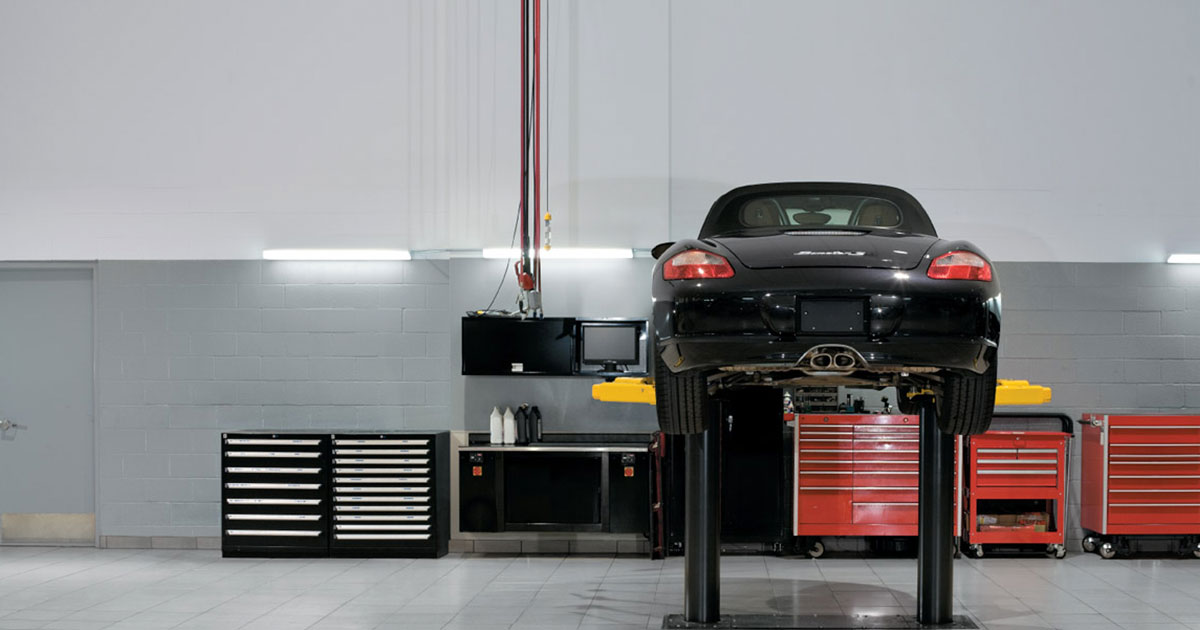 Porsche Wheel Alignment Service Special Coupon