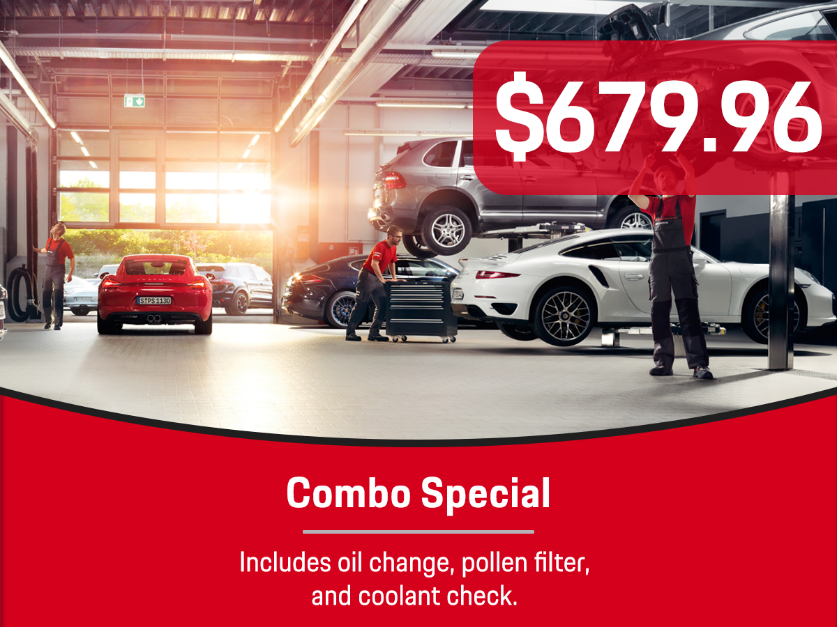 Combo Service Special Coupon